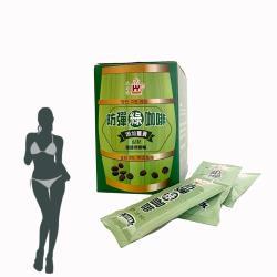 大禾金 防彈綠咖啡 5盒入 防彈咖啡 天然機能咖啡(15包/盒)