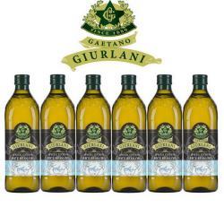 義大利《Giurlani》喬凡尼玄米油禮盒組1000mlx6瓶