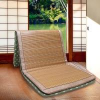 Victoria 日式編織雙人竹床墊(竹面樣式隨機出貨)