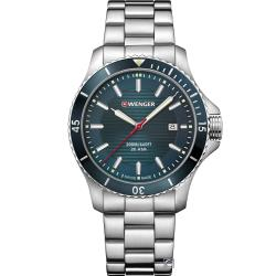 WENGER  Seaforce 征服怒海潛水錶 01.0641.129