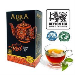【ADRA】錫蘭極品紅茶-夕陽加勒(100g/盒)