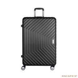 ESCAPES JAW-3594 28吋 框架旅行箱 鐵灰色