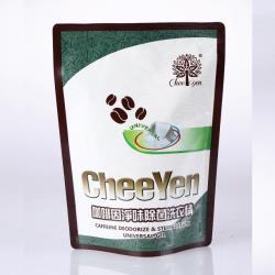 CHEE YEN咖啡因淨潔亮白洗衣精(10包補充包)