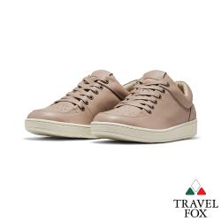 TRAVEL FOX(男)Classic 900 Low 低筒經典休閒鞋 -裸膚棕