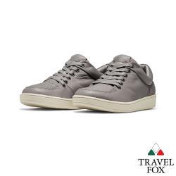 TRAVEL FOX(男)Classic 900 Low 低筒經典休閒鞋 - 陪伴灰