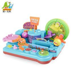 Playful Toys 頑玩具 海底闖關大冒險 104A (海底世界 闖關遊戲 益智滾球 軌道玩具 頑玩具)