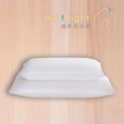 Wellnight 威奈 人體工學 6D透氣舒壓抽屜枕 WP-001