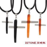 石頭記 十字架項鍊-愛情見證 情侶對鍊