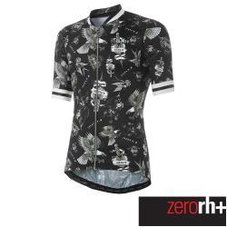 ZeroRH+ 義大利美式復古刺青圖騰系列男仕專業自行車衣(黑) ECU0632_41P