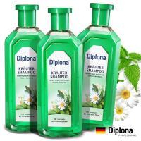 德國Diplona-七大草本傳奇洗髮精500ml三入