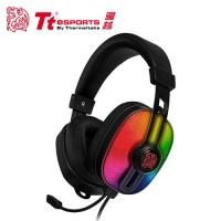 【Tt eSPORTS 曜越】星采 G100 RGB 電競耳機