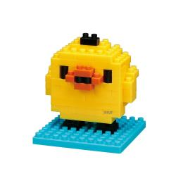 【 Nano Block 迷你積木 】NBCC-035小黃雞