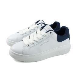 SKECHERS LOS ANGELES 運動鞋 女鞋 白/深藍 73696WNV no092