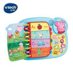 【Vtech】粉紅豬小妹-字母故事啟蒙學習有聲書