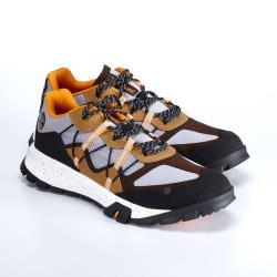 Timberland 男款中灰色Garrison Trail休閒鞋A41S8050