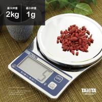 日本 TANITA 超薄鍍鉻電子料理秤 KD-177(公司貨)