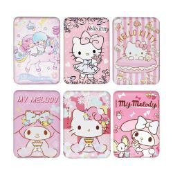 正版授權【Sanrio三麗鷗】Hello Kitty/美樂蒂/雙子星 10000series 雙輸出行動電源