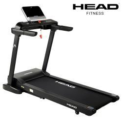HEAD海德 H251 菁英專業電動跑步機 51cm寬跑帶 2.0HP低噪馬達 15段電動升降坡度 專業避震