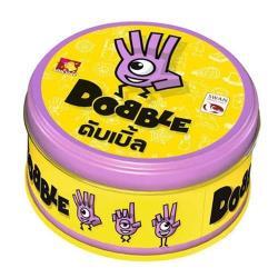【新天鵝堡桌遊】嗒寶/哆寶泰文版(附中文說明) Dobble(Spot it!)