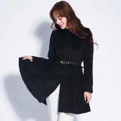 A1 Darin氣質優雅洋裝式毛呢大衣