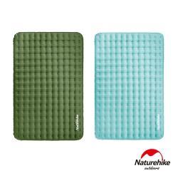 Naturehike 舒適雙人輕量加厚加寬TPU充氣睡墊 防潮墊
