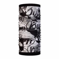 BUFF 雙面POLAR保暖頭巾 PLUS-黑白撞色