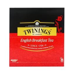 Twinings唐寧茶-英倫早餐茶(2gx100入)-1盒組