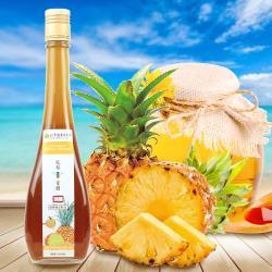 田蜜園養蜂農場-健康養生調理鳳梨蜂蜜醋