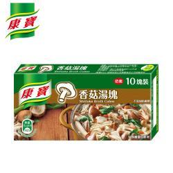 康寶 香菇湯塊 100G