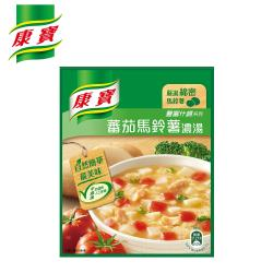 康寶濃湯-自然原味蕃茄馬鈴薯 (2包入)