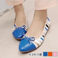 【Alice 】(現貨+預購)韓國線條平底軟Q蛋捲鞋