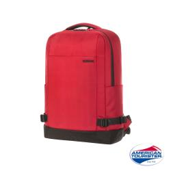 AT美國旅行者 Milton極簡實用筆電後背包14吋(紅)-DR9*00001