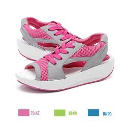 【Alice】(現貨+預購)人體美學系列馬卡龍健走鞋