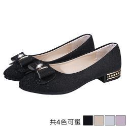 【Alice】(現貨+預購)韓時尚純真幻想蝴蝶平底鞋