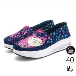 【Alice】(現貨+預購)獨特個性普普風健走鞋