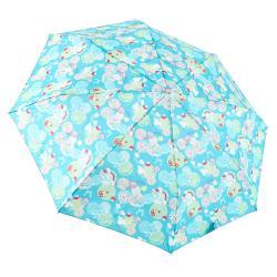 RAINSTORY雨傘-蘑菇小鹿(藍)抗UV個人自動傘