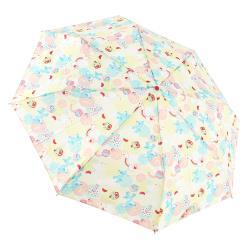 RAINSTORY雨傘-蘑菇小鹿(黃)抗UV雙人自動傘