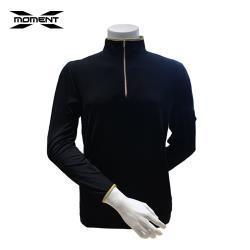 【X Moment 】黑色長袖降溫衣