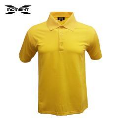 【X Moment 】黃色短袖降溫衣