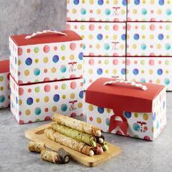 美糧村一口糖心牛軋蛋捲(原味)4盒