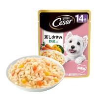 西莎 蒸鮮包14歲以上特細切雞肉及蔬菜(70gx16入)
