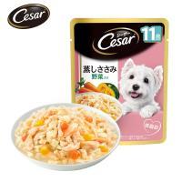 西莎 蒸鮮包11歲以上雞肉與蔬菜(70gx16入)
