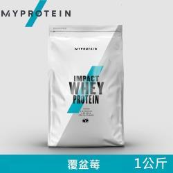【英國 MYPROTEIN】Impact 乳清蛋白粉(覆盆莓/1kg/包)