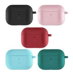 卡思特 液態膠系列 Apple AirPods Pro 矽膠 耳機保護套 蘋果無線耳機 收納保謢套