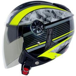 [GP-5]235 奇幻 3/4罩(安全帽/機車/內襯/鏡片/半罩/開放式安全帽/全可拆/內藏墨鏡