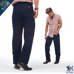 NST Jeans_大尺碼 Hardy美式復古單寧  彈性牛仔男褲(中腰) 390(3252)