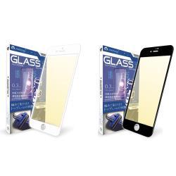 UNIQTOUGH iPhone 7/8 藍光9H滿版鋼化玻璃保護貼