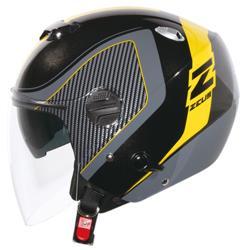 [ZEUS]202FB T43 3/4罩(安全帽/機車/內襯/鏡片/半罩/全可拆/開放式安全帽/內藏墨鏡/