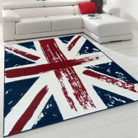 【Ambience】比利時Shiraz 現代地毯-工業英倫 (160x230cm)