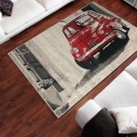 【Ambience】比利時Shiraz 現代地毯--Fiat500 (120x170cm)